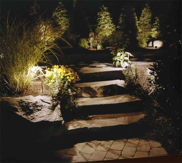 Pathway & Stair Lighting