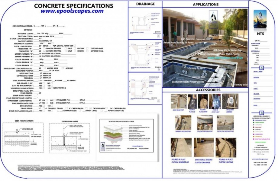 Sample Concrete Specification #5