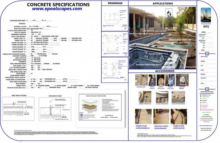 Sample Concrete Specification #5