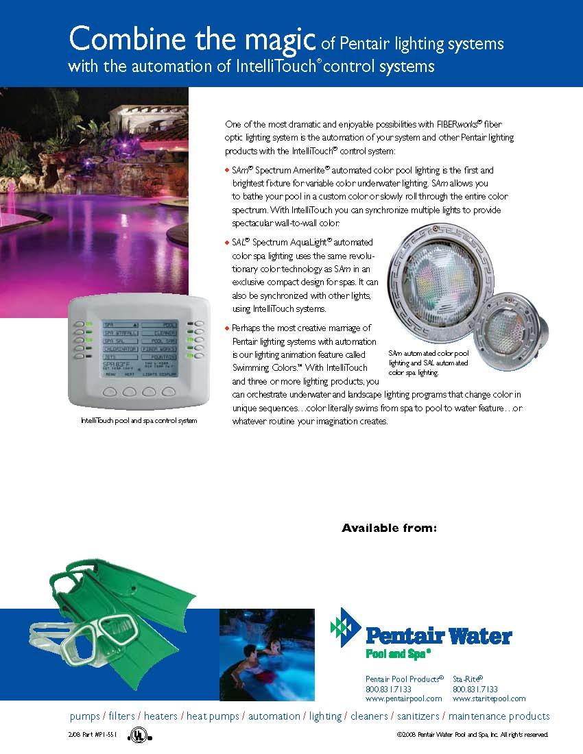 Click here for energy efficiency Fiber Optic lighting Pg-4