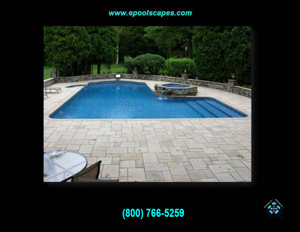 Geometric Swimming Pool E