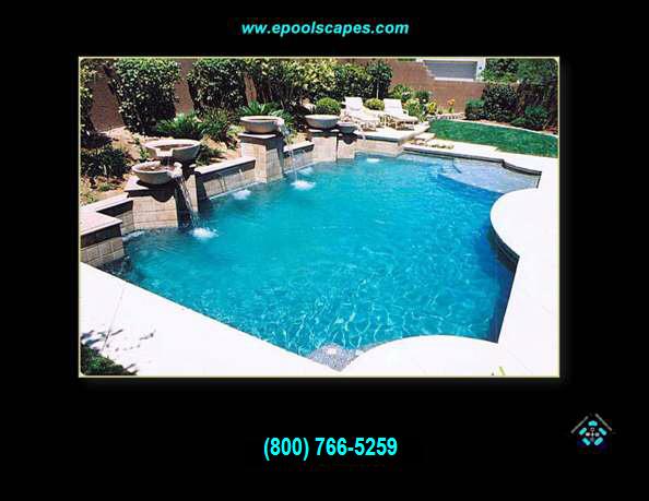 Geometric Swimming Pool F