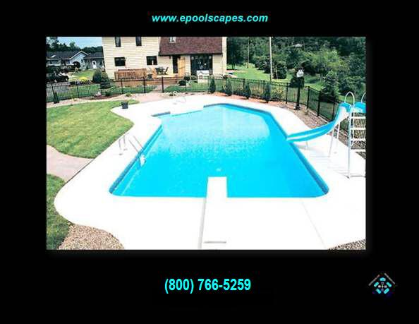 Geometric Swimming Pool G
