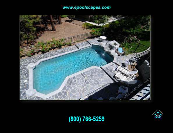 Geometric Swimming Pool D