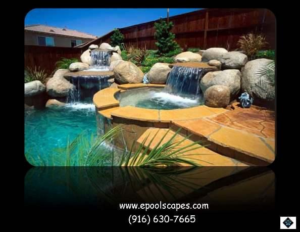 Freeform Swimming Pool B