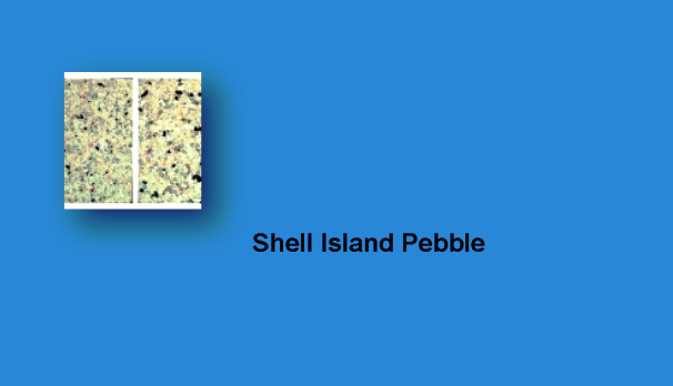 Shell Island Pebble