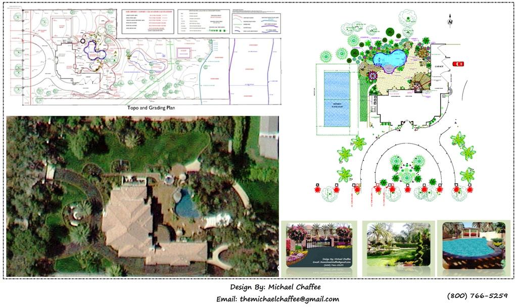 Outdoor Living Environment Concept