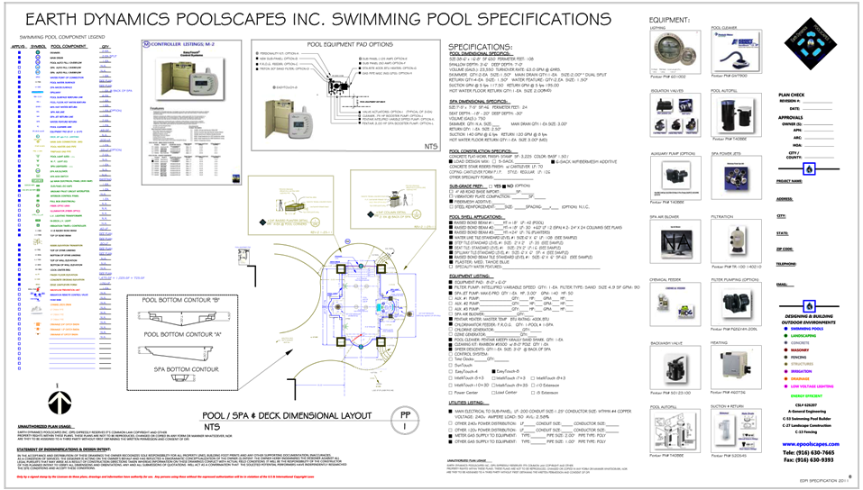 Sample Specification
