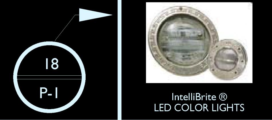 IntelliBrite LED Light