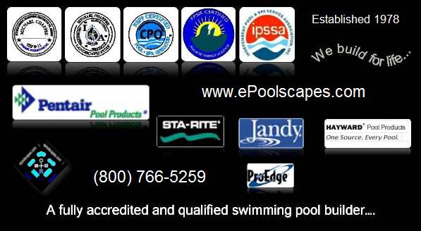 Energy Efficient Swimming Pool Equipment