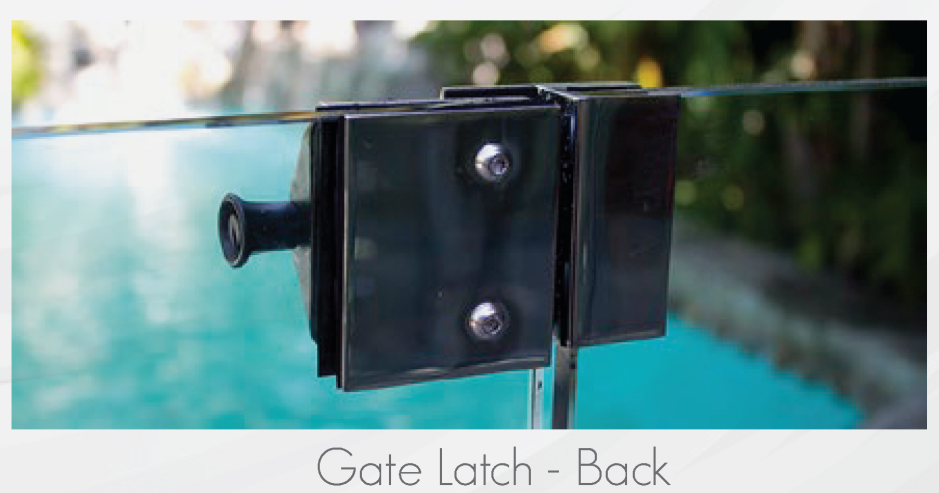 Gate Latch - Back