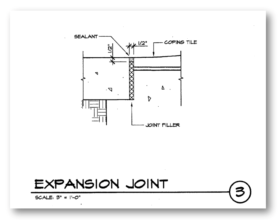 DETAIL-EXPANSION JOINT