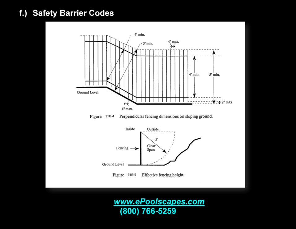 1-f Safety Barrier