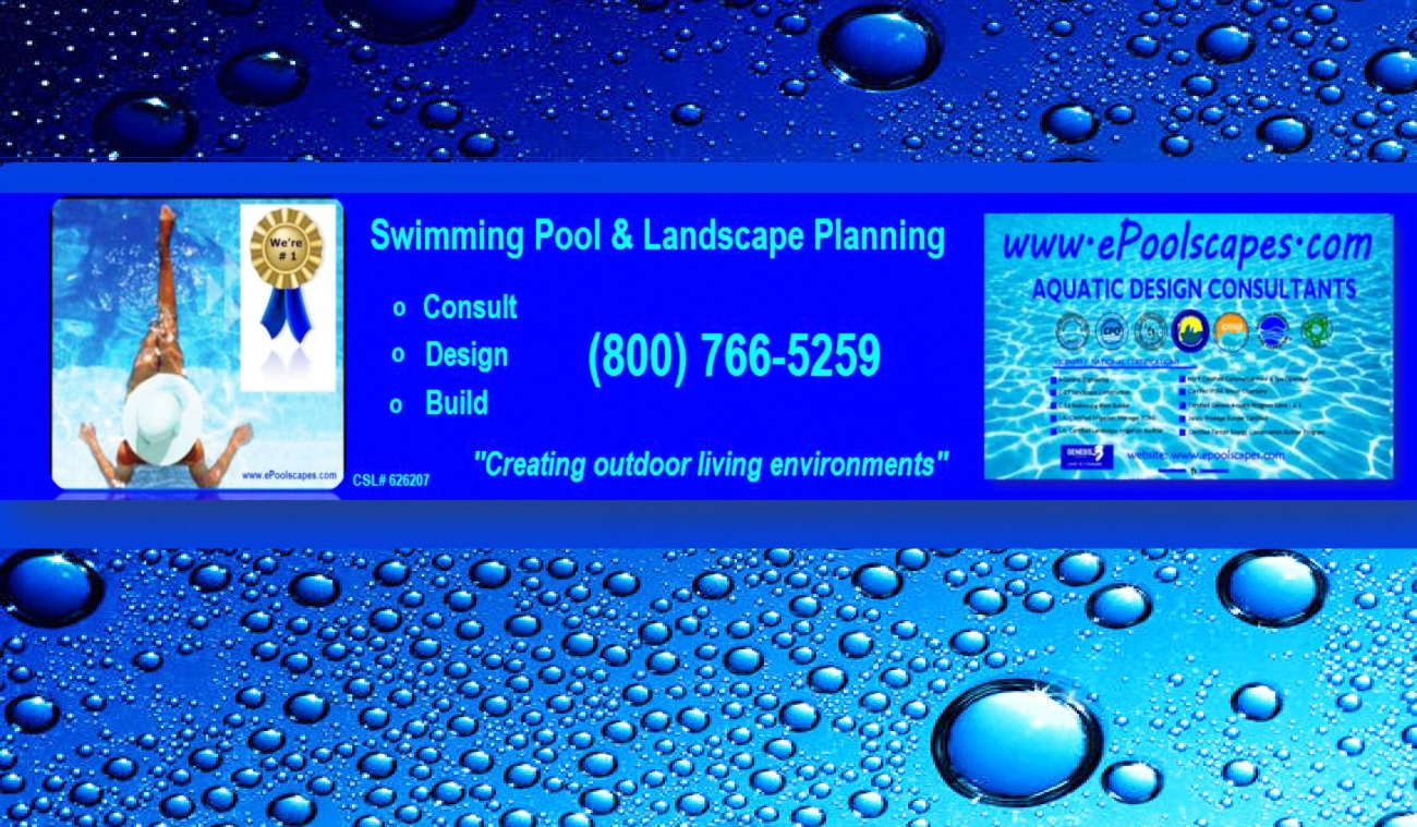 Swimming Pools and Landscape Planning